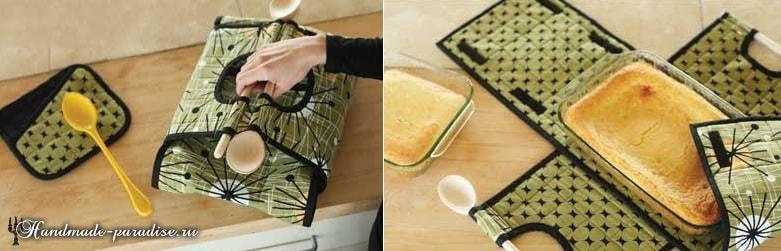 Сумка для переноски готовой еды. Шьем сами (7)