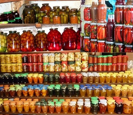 Бизнес-идея – продажа домашних маринадов
