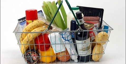 Покупка продуктов питания в интернет-магазинах и ее преимущества