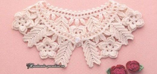 Crochet Lace Cafe 2016. Вязание крючком и на вилке