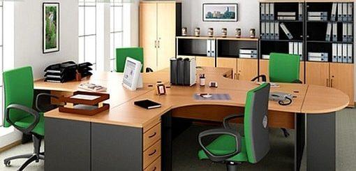 Правильный выбор офисной мебели