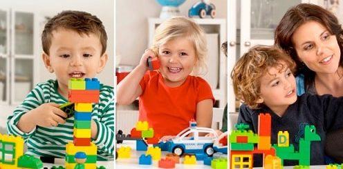 3 лучшие идеи для подарка от Лего