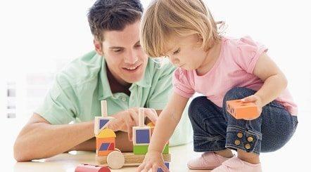 Гармоническое развитие двухлетнего ребенка
