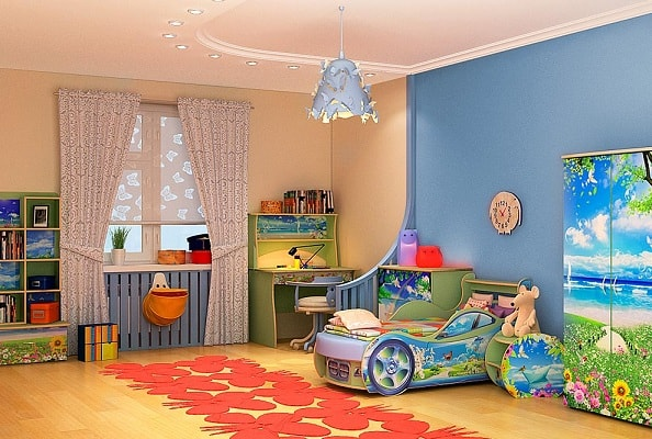 oformlenie-sten-i-interer-detskoy-komnatyi-3