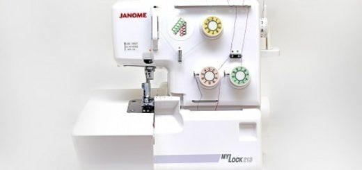 Оверлок Janome - лучший выбор для пошива одежды