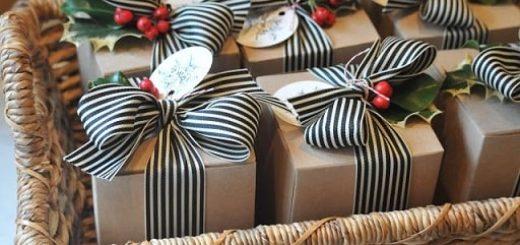 Подарочная упаковка на заказ – выход из положения на праздник