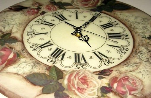 Циферблаты часов. 50 шаблонов для распечатки