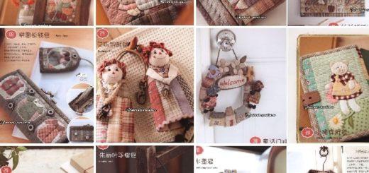Журнал «Quilt is LOVE». Инструкции и шаблоны