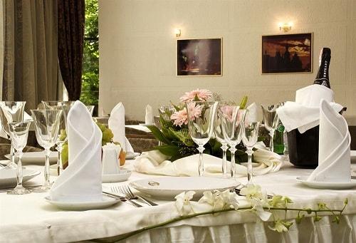 Cовременный комфортабельный отель Premier Hotel Dnister