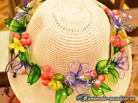 Handmade. Цветы из пластиковой смолы Vitriarte