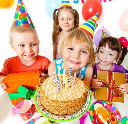 Как организовать детский День рождения. Советы от Дарлайк