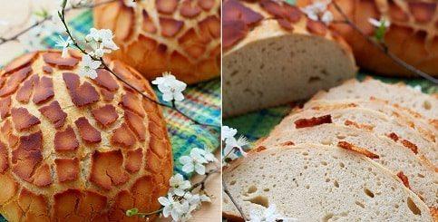 Тигровый хлеб - домашняя выпечка к завтраку