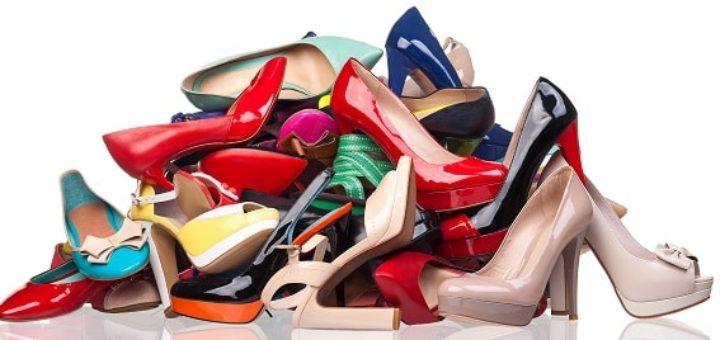 Как правильно хранить обувь