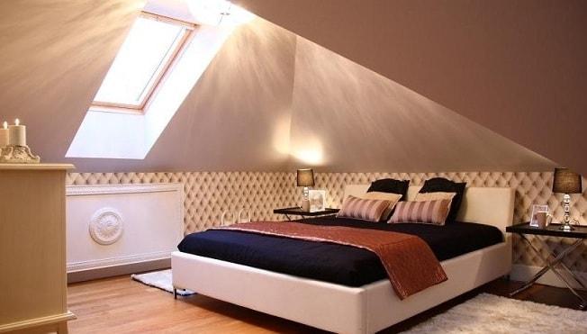 Как визуально увеличить спальню (6)