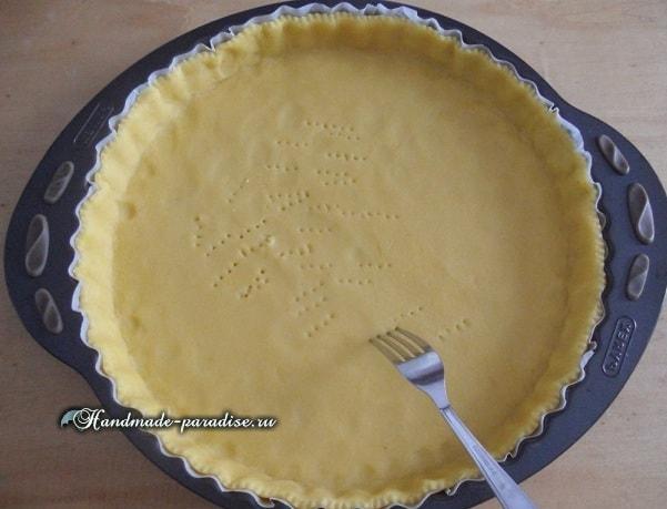 Лимонный пирог с безе. Рецепт (3)