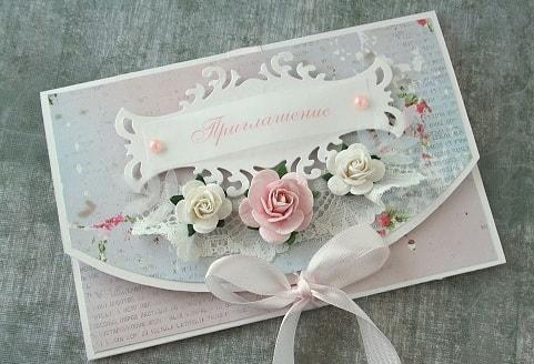 Свадебные приглашения. Купить или сделать своими руками