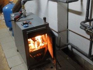 Печь для дома