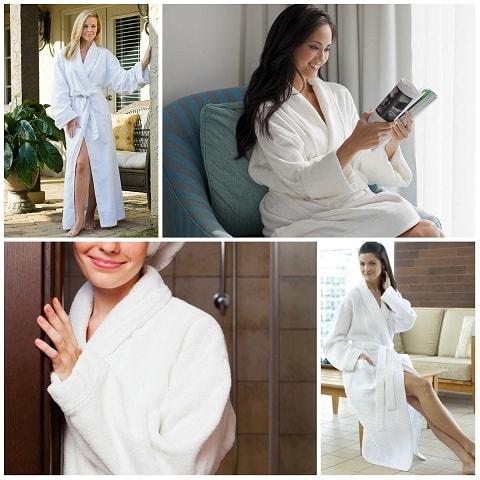 Халаты для гостиниц - особенности выбора (2)