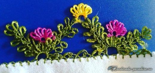 Игольное кружево. Цветущий папоротник (2)