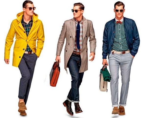 Как одеваться стильно и удобно. Стиль casual (2)