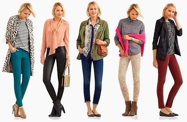 Как одеваться стильно и удобно. Стиль casual (5)