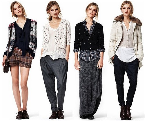 Как одеваться стильно и удобно. Стиль casual (6)