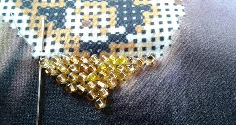 Вышивка бисером для начинающих (2)
