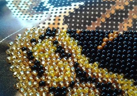 Вышивка бисером для начинающих (4)