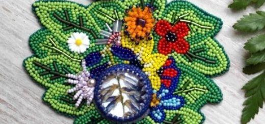 Вышивка бисером для начинающих (5)