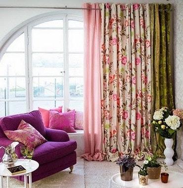 Жаккардовая ткань для костюмов, штор и мебели (2)