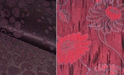 Жаккардовая ткань для костюмов, штор и мебели (4)