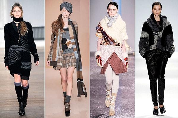Пэчворк в одежде и дизайне интерьера (6)