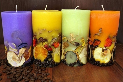 Ароматические свечи (1)