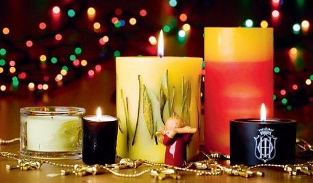 Ароматические свечи (4)