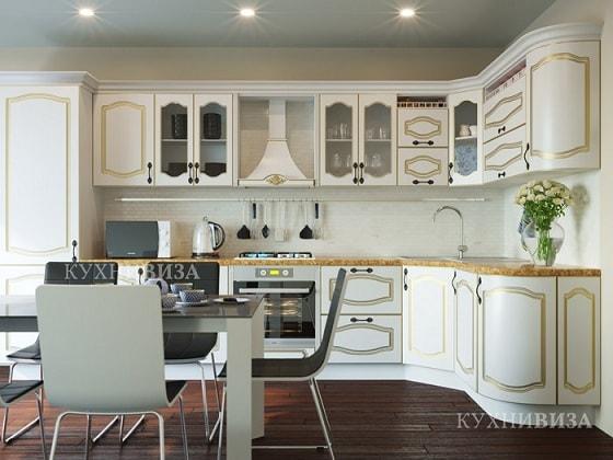 Из какого материала купить кухню (1)
