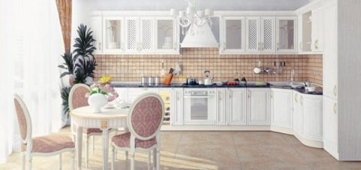 Из какого материала купить кухню (2)