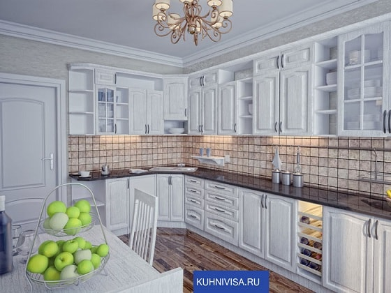 Из какого материала купить кухню (3)