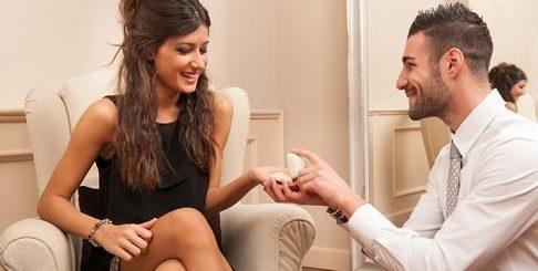Как выбрать помолвочное кольцо