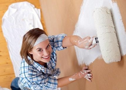 Подготовка стен под покраску (2)