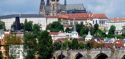 Путешествие по Праге