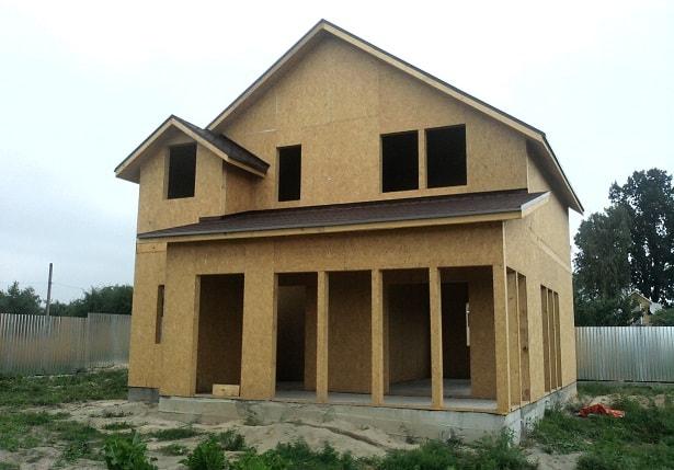 Три секрета строительства дома канадского типа (1)