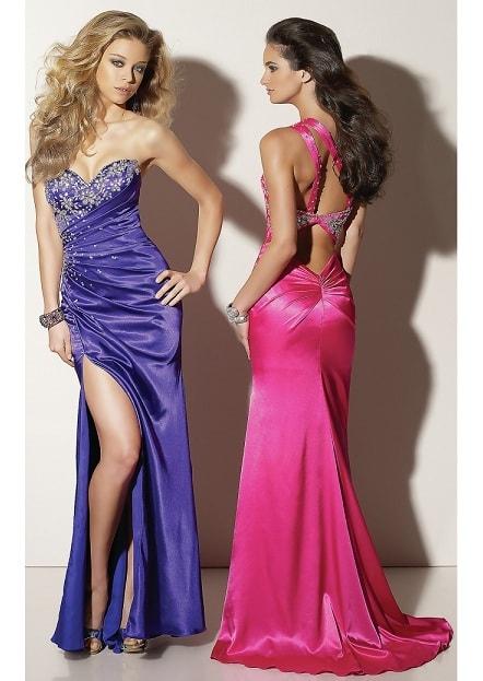 Выбираем ткань для шитья платья (1)