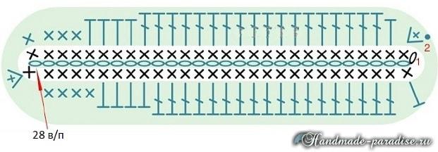 Букет ЛИЛИЙ своими руками. Вязание крючком (7)