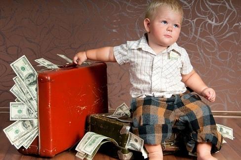Как научить ребенка обращаться с деньгами (1)