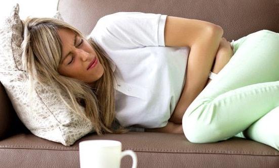 Как облегчить боль при месячных
