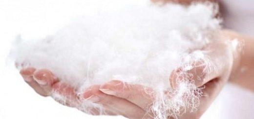 Как расправить пух после стирки в домашних условиях