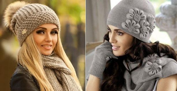 Модные головные уборы (3)