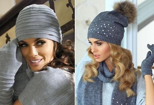 Модные головные уборы (4)