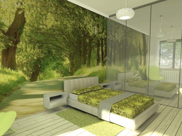 Правила оформления маленькой спальни (2)