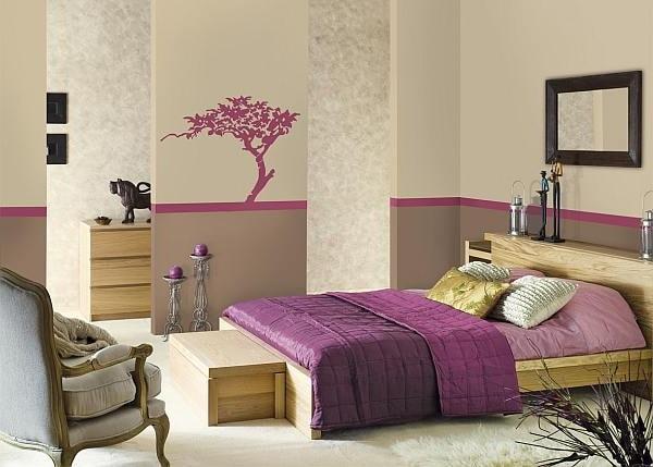 Правила оформления маленькой спальни (4)